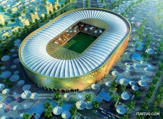 Qatar Stadiums for Fifa 2022 World Cup