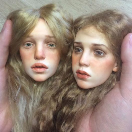 Incredibly Realistic Dolls That Will Creep You Out