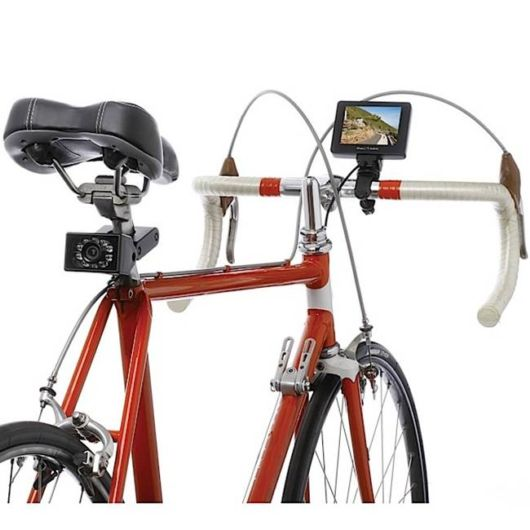 A Rear View Mirror Cam For Your Bike
