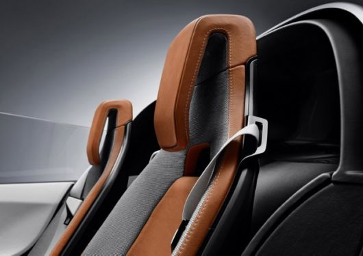 BMW i8 Concept Spyder Super Car