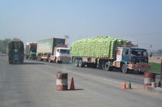 Amazing Pakistani Trucks