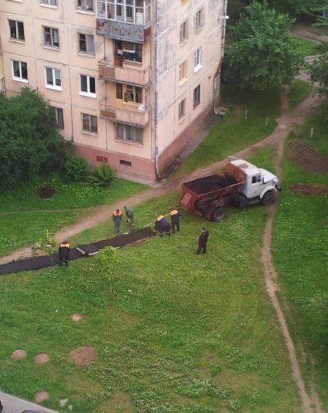 It Only Happens In Russia