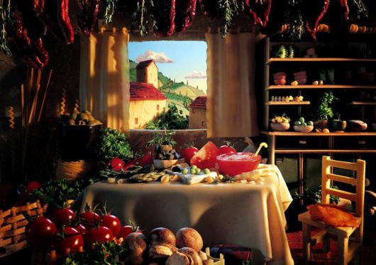 Absolutely Fantastic Foodscapes