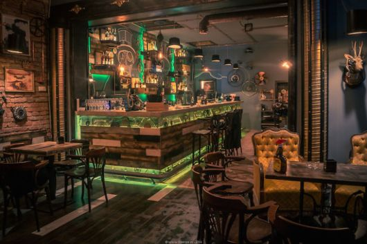 World's Best Restaurant And Bar Interior Designs