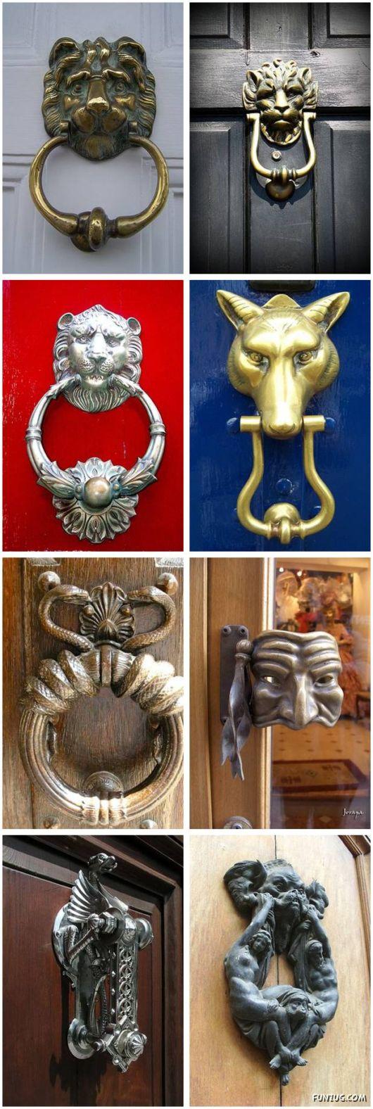 Most Elegant Door Handles | Funzug.com