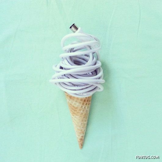 Everyday Objects Turned Into Clever Images