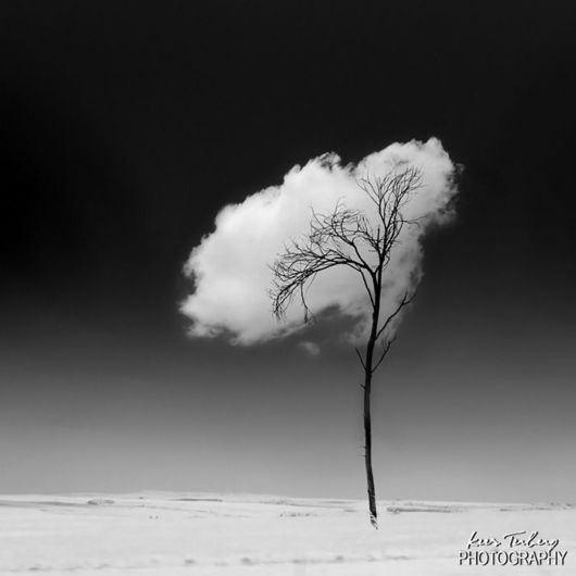 Fun Cloud Photography And Playing With Forced Perspective