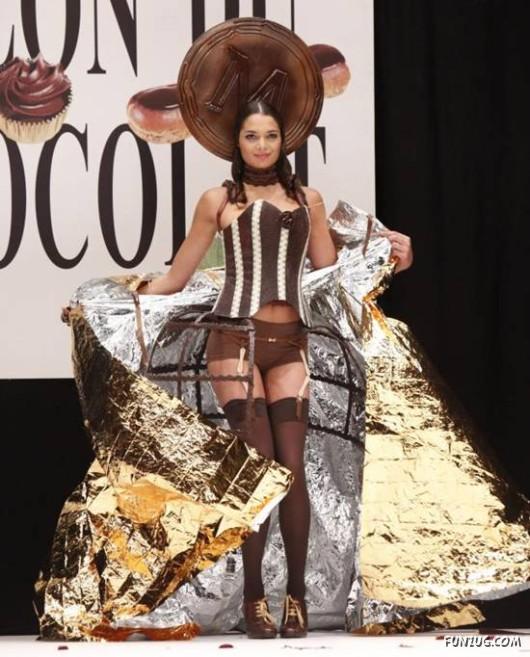 The Chocolate Fashion Show