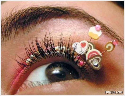 Beautiful Decorative Eyelashes Fashion