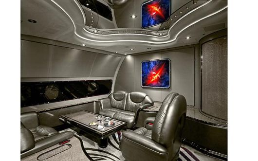 Whats Inside Private Jets