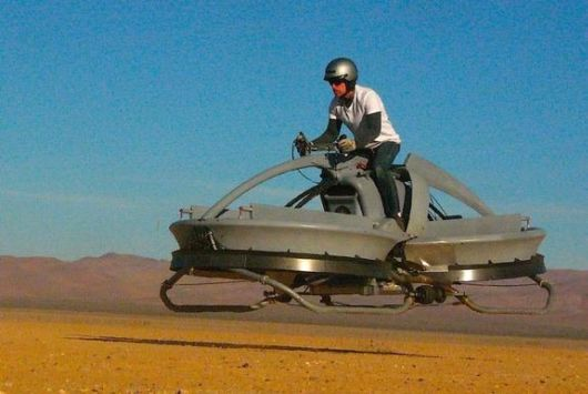 The Real Aerofex Hoverbike