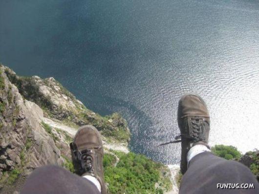 Preikestolen - A Rock For The Adventure Lovers