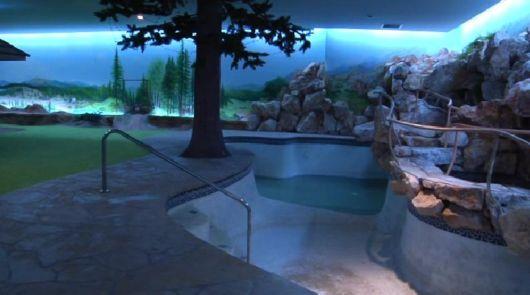 Incredible Cold War Era Bunker Buried 26 Feet Underground