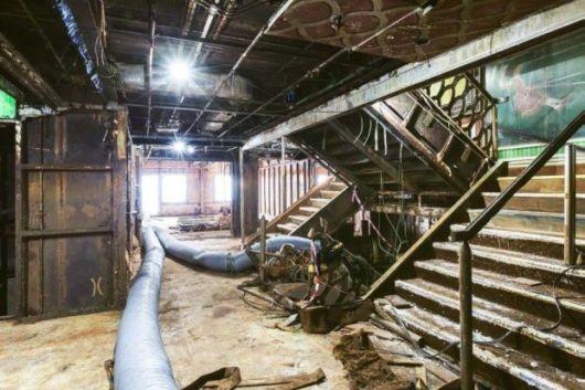 Resurfaced Costa Concordia Shipwreck Haunting Photos