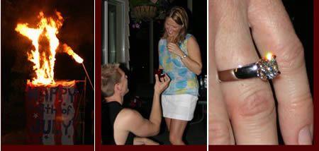 Most Extreme Wedding Proposals