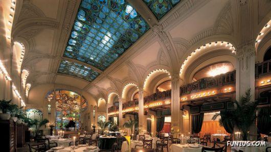 The Most Unusual Restaurants