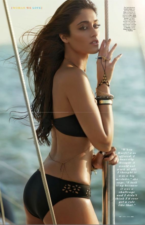 Ileana DCruz Latest Mag Photo Shoot
