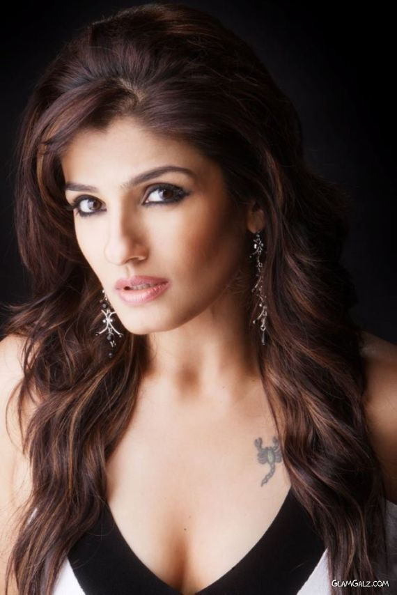 Evergreen Bollywood Beauty Raveena Tandon