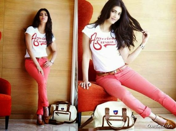 Gorgeous Shruti Haasan Photo Gallery