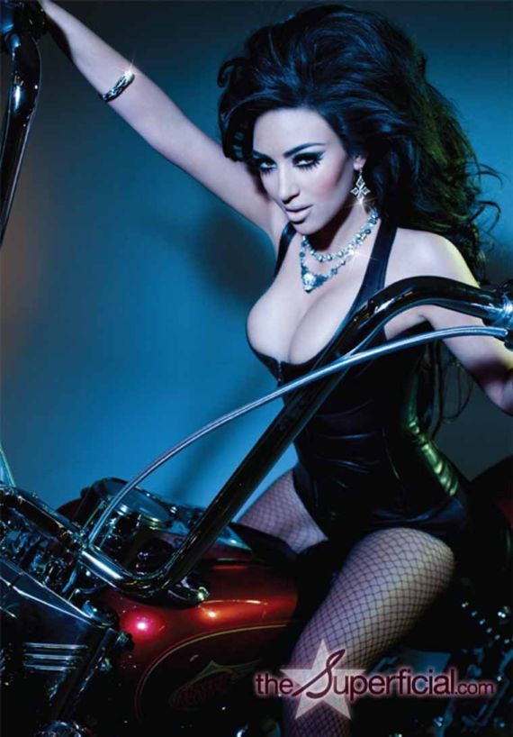Miss Kardashian Exclusive Calendar Shoo