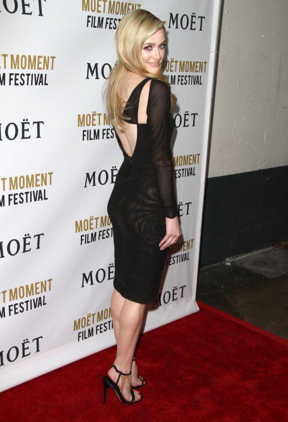 Greer Grammer At Golden Globes Awards