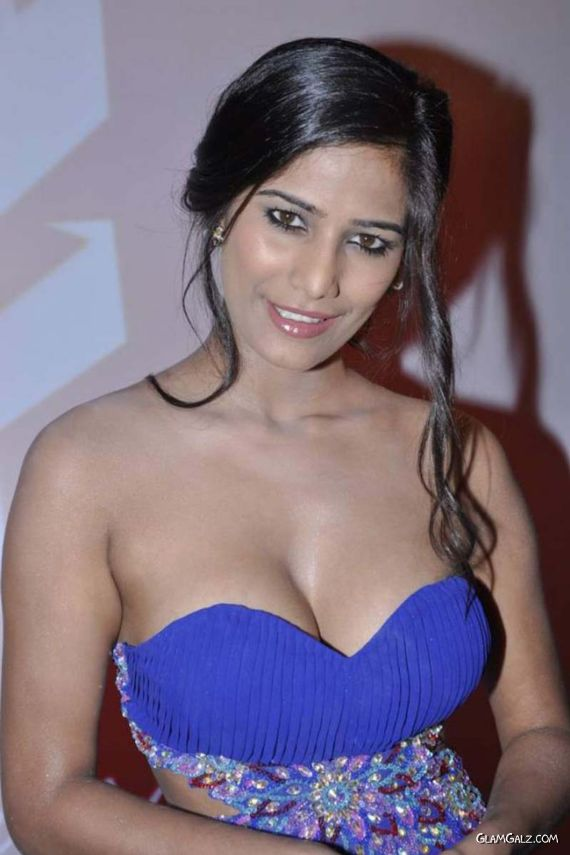 Poonam Pandey At A Music Launch