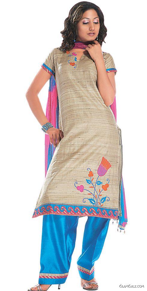 Beautiful Punjabi Suits Fashion