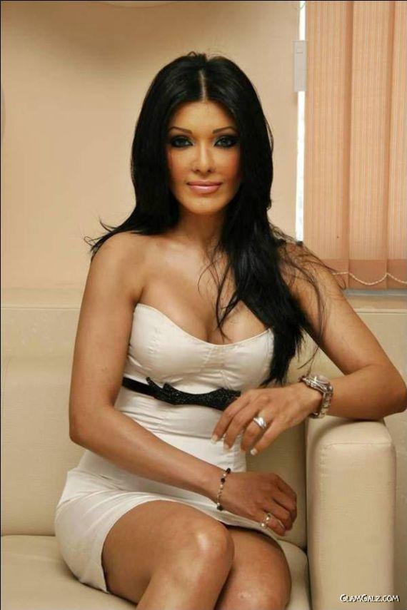 Koena Mitra at Her Website Launch