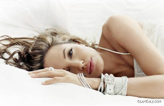 Angelina Jolie Distinct Photoshoot