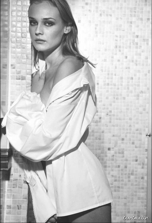 German Actress Diane Kruger