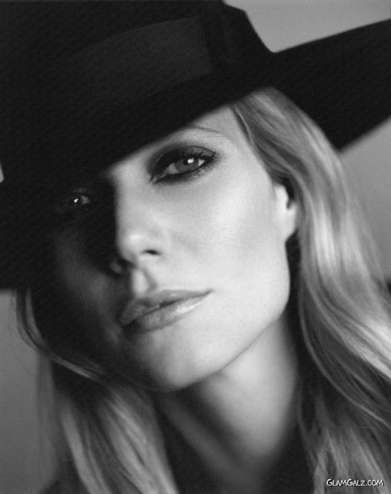 Gwyneth Paltrow Poses for GQ