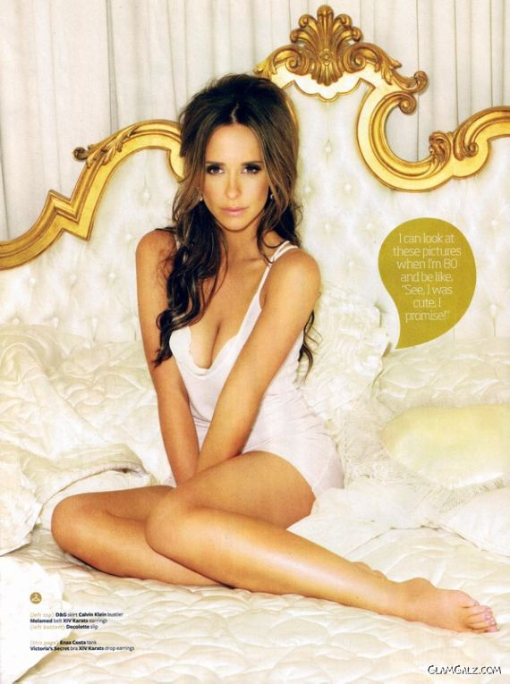 Jennifer Love Hewitt Sexy Maxim Photoshoot