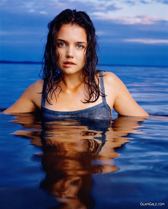 Katie Holmes in Rolling Stone