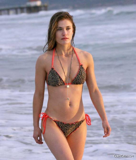 Lili Bordan Bikini Shoot