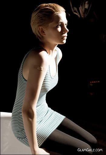 Gorgeous Michelle Williams Photoshoot