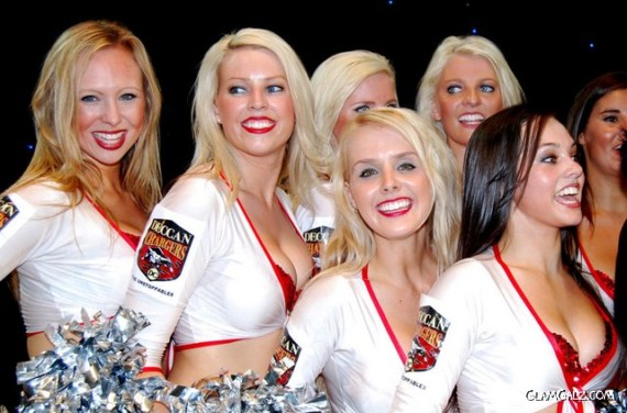 Awesome IPL Cheerleaders Photos