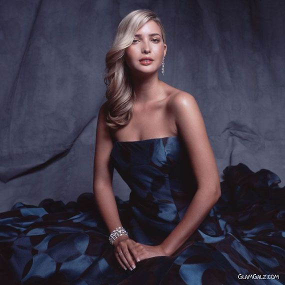 Gorgeous Businesswoman Ivanka Trump