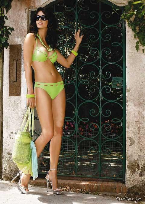 Polish Model Kate Sajur