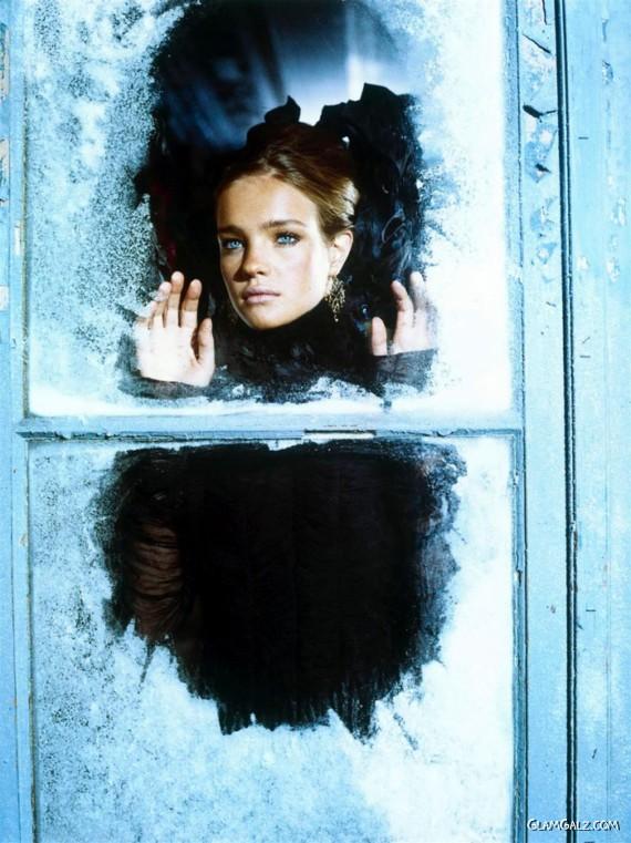 Glamorous Natalia Vodianova Photoshoot