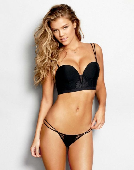 Nina Agdal For LoveHaus Sweetest Dreams Collection