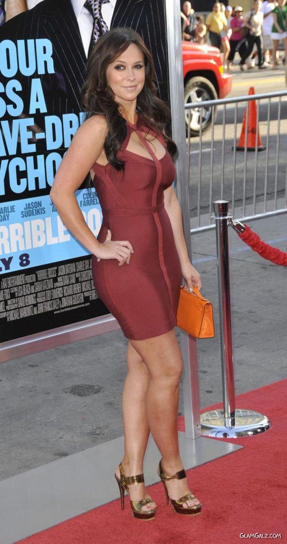 Jennifer Love Hewitt At Horrible Bosses Premiere
