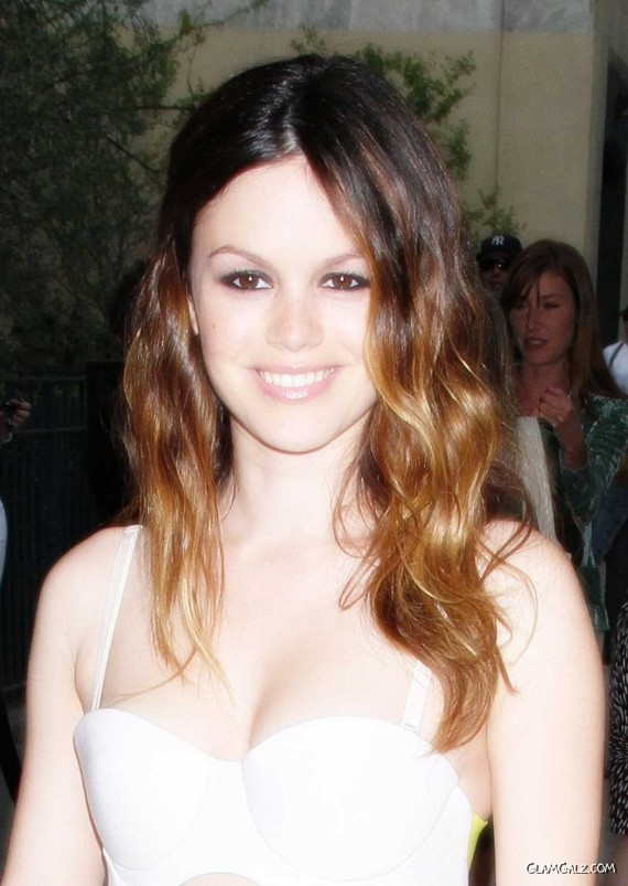 Rachel Bilson at Wait for Forever Premiere