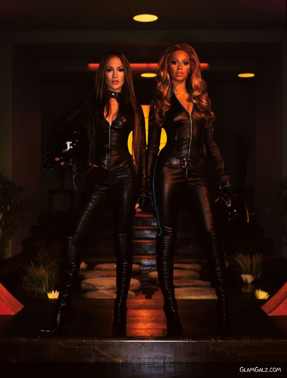 Beyonce Knowles & Jennifer Lopez Together