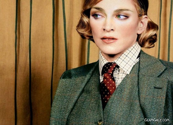 Gorgeous Madonna for Vanity Fair