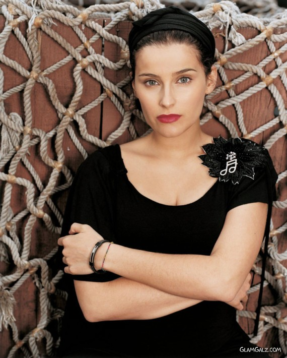 Beautiful Nelly Furtado Photoshoot