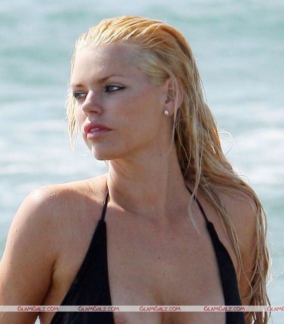 Sophie Monk in the Bikini