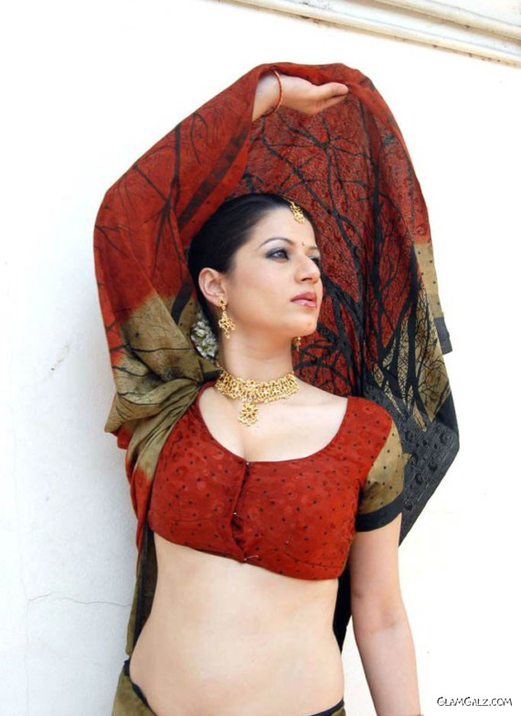 Indian Actress Charu Arora