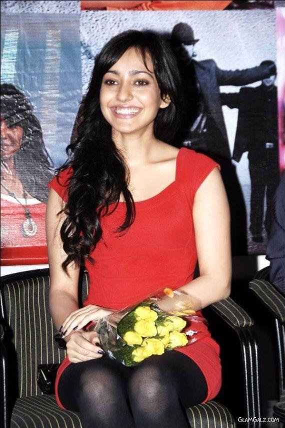 Pretty Neha Sharma in Red