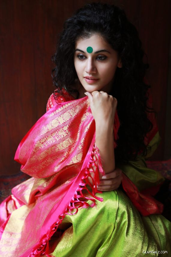 Most Beautiful Pictures Of South Actress Taapsee