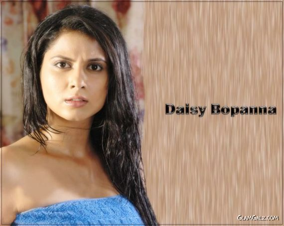 Click to Enlarge - Gorgeous Daisy Bopanna Wallpapers
